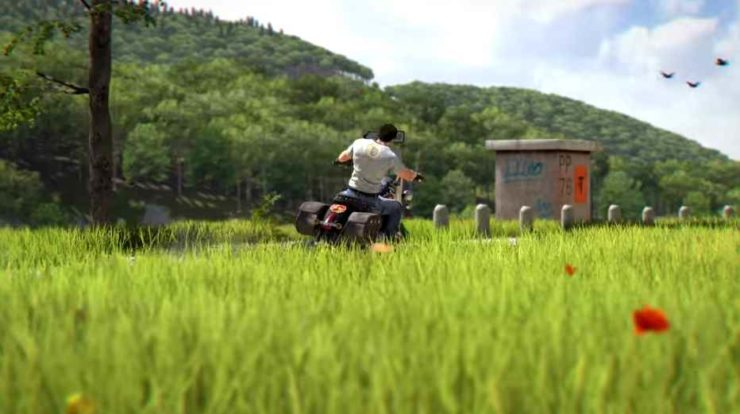 Croteam released new Serious Sam 4: Planet Badass