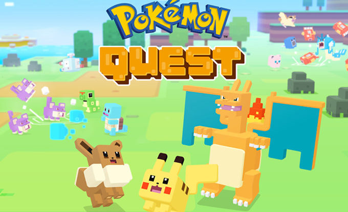 Pokemon Quest comes to Android and iOS Next Week
