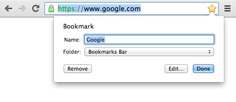 Google Chrome: How To Add Bookmarks to Chrome