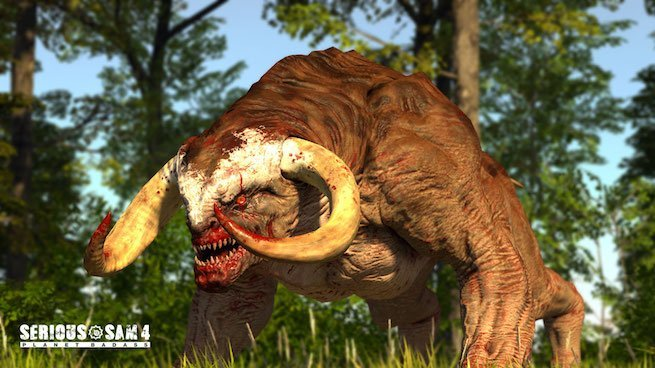 Serious Sam 4: More Infos and new Screenshots from Croteam, Release Date