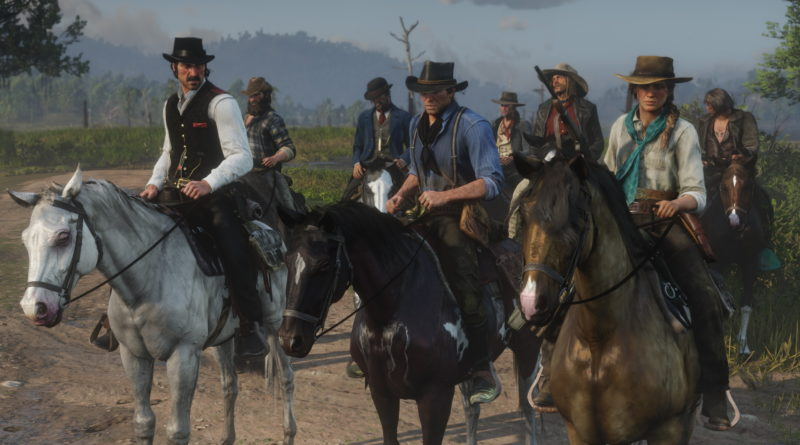 New Red Dead Redemption 2 Gameplay Trailer from Rockstar