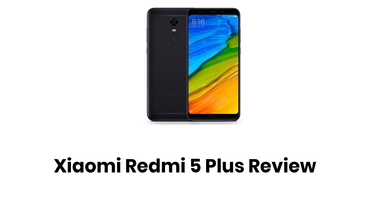 xiaomi redmi 5 plus review das beste telefon f r preis. Black Bedroom Furniture Sets. Home Design Ideas