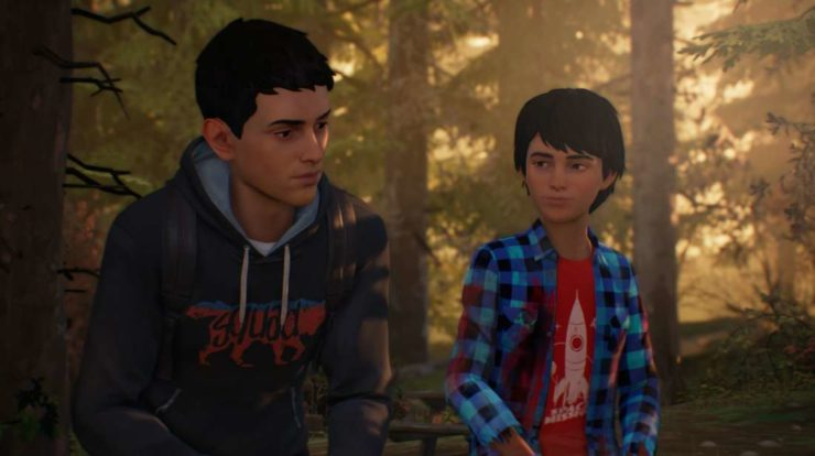 When will the second episode of Life Is Strange 2 come out?